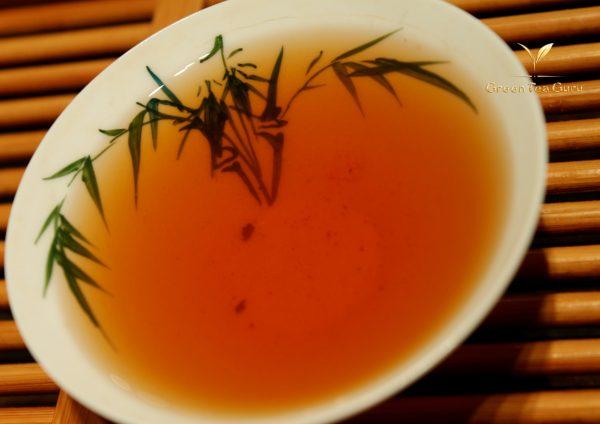 2007 Pin Xiang 'Bu Lang' Tuo Guangdong Stored Pu Erh Tea