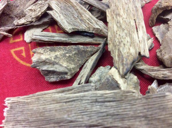Aged Wild Vietnamese Agarwood Incense (Oud) Lesser Grade