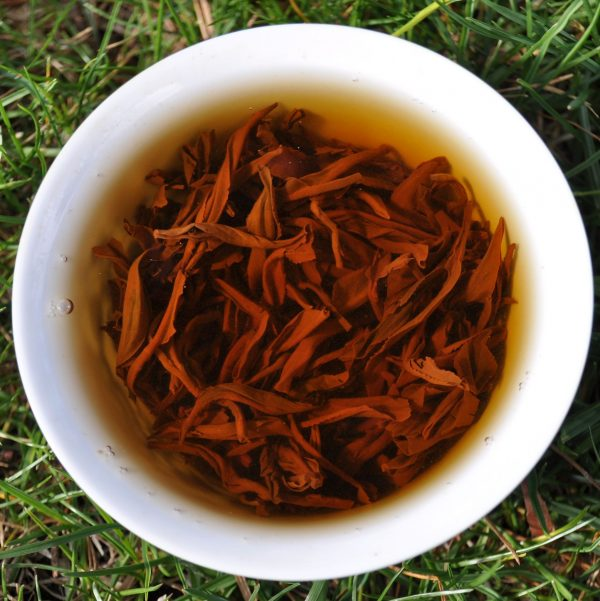 2017 Spring Big Snow Mountain 'Mengku' Black Tea