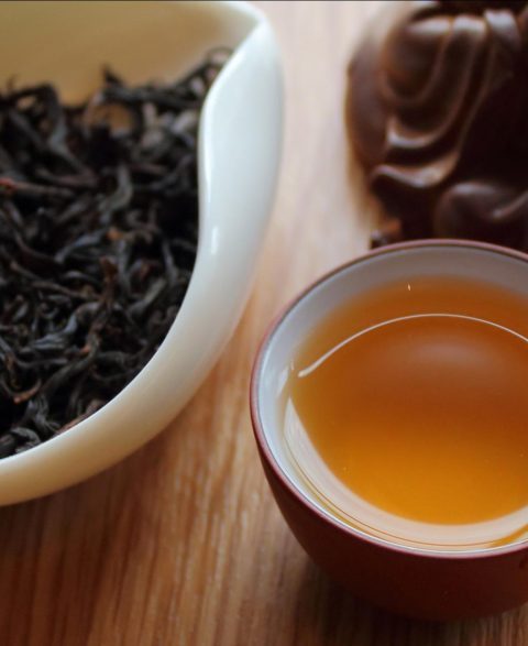 High Mountain 'Ai Lao' Black Tea Of Yunnan