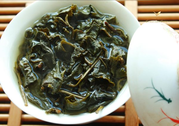 Spring 2017 Taiwanese Dong Ding Oolong 'Higher Grade'