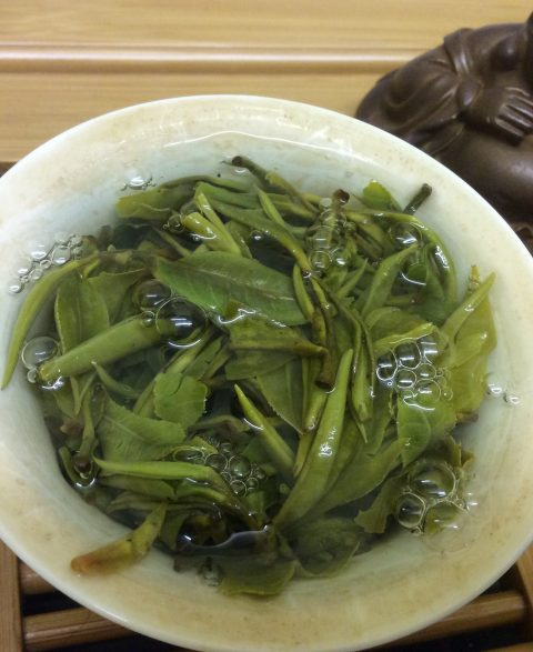 2016 Premium Mao Feng Green Tea