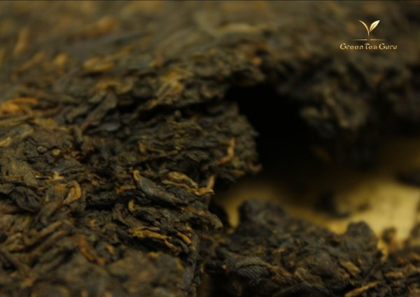 2010 Hai Lang Hao 'As You Like' Ripe Puerh Cake