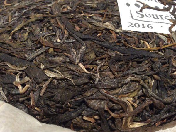 Yunnan Sourcing 2016 'Han Gu Di' Old Arbor Raw Pu Erh Tea Cake