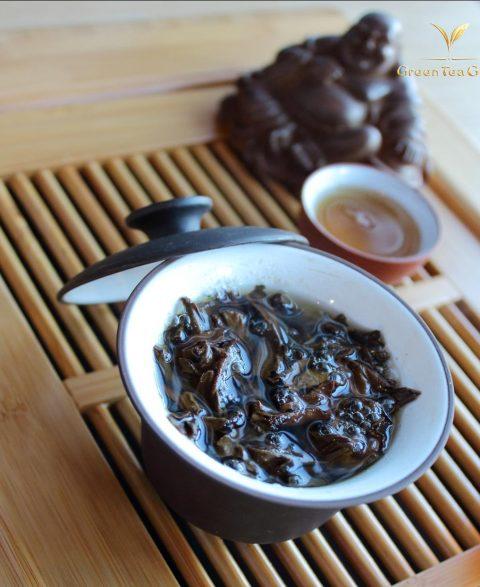 'Mu Shu' Old Arbor Black tea of Yunnan