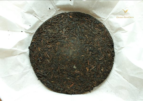 'Scruffy Jim' 2014 Ripe Puerh cake of Lincang 357g