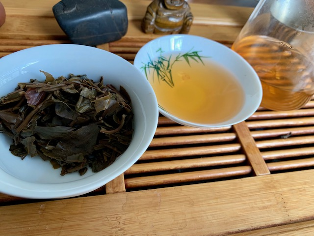 What to expect in an aged tea?